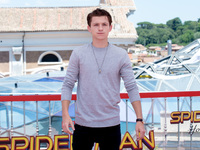 Spider-Man Homecoming Photocall
