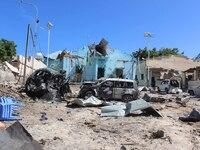 Bomb in Mogadishu