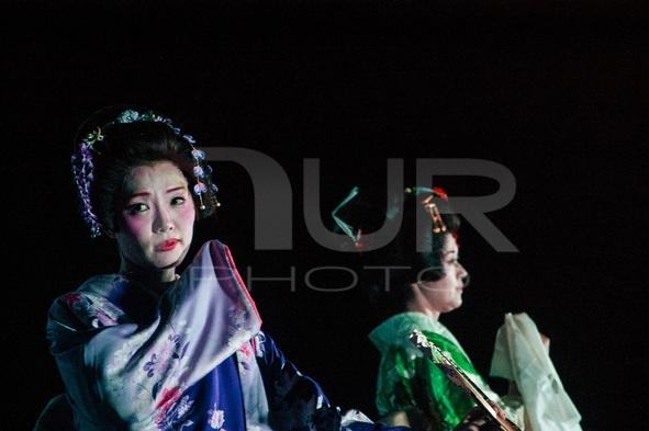 1st Gloria Bangladesh Japan Rinri Art Festival 2014
