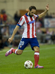Champion League: Atletico Madrid Vs Malmoe