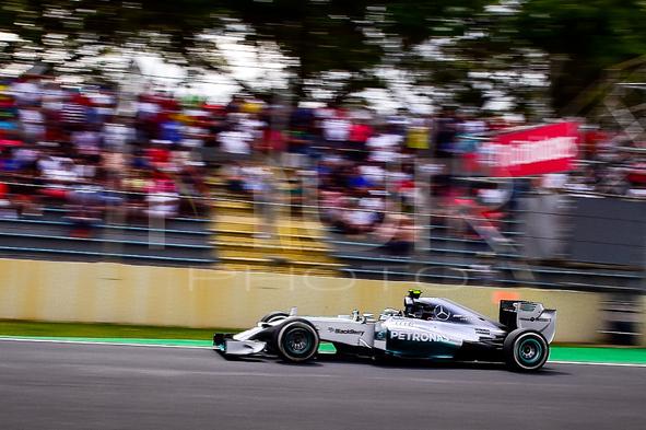 F1 2014 - Brazilian Grand Prix