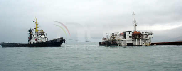 Bulgaria Russian Gargo Ship Elga 1 Sinking