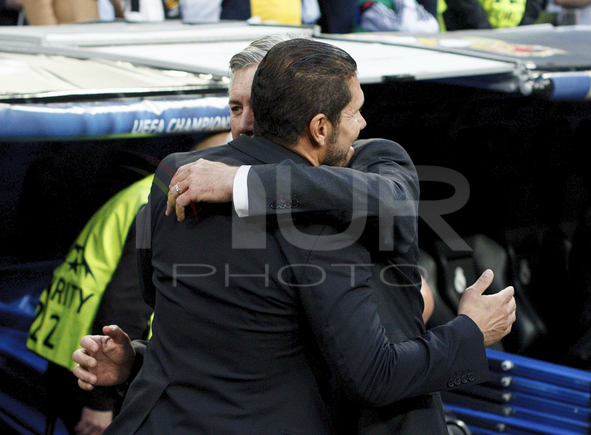 UEFA Champions League 2014/15: REAL MADRID vs ATLETICO DE MADRID