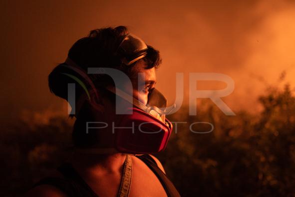 Pantanal On Fire In Brazil