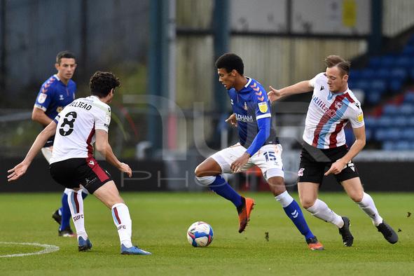 Oldham Athletic v Scunthorpe United - Sky Bet League 2