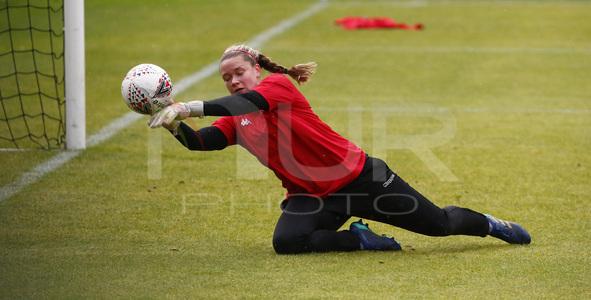 London Bees v Lewes FC Women - FA Women's Championship