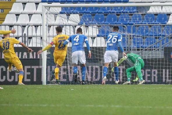 Brescia v Frosinone - Serie B