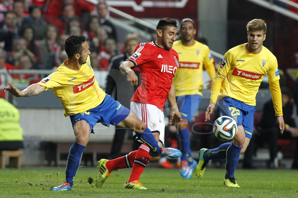 Portuguese League: Benfica vs Estoril