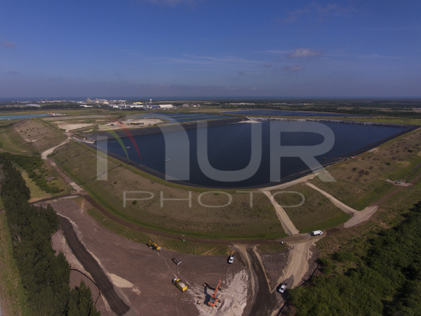 Piney Point Wastewater Reservoir