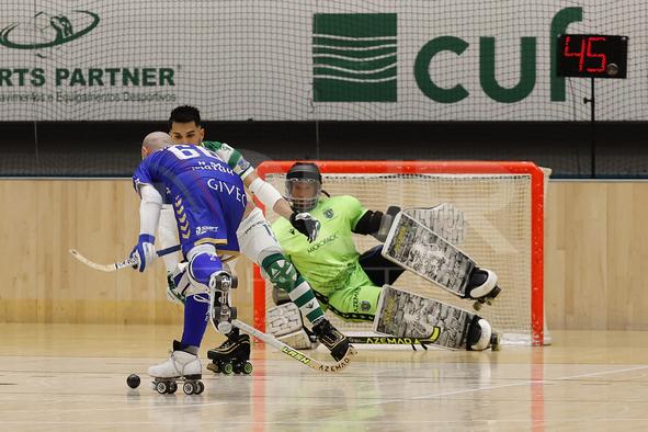 Sporting CP v OC Barcelos - Rink Hockey 1st Division Playoff