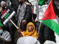 Pro-Palestinian Protests In London