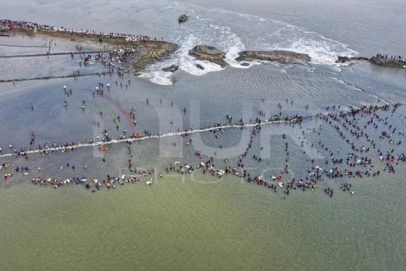 Vulnerable Coastal Area Of Bangladesh