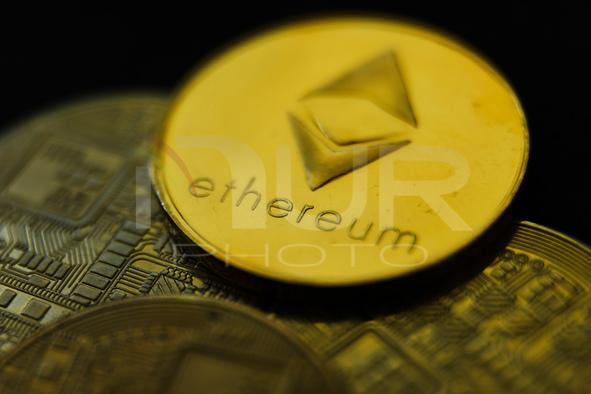 Ethereum Cryptocurrency - Photo Illustrations