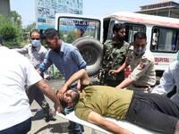 Militant Attack In Sopore, Many Dead