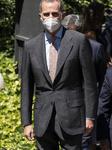 King Felipe Of Spain Attends The World Jurist Association Congress In Madrid