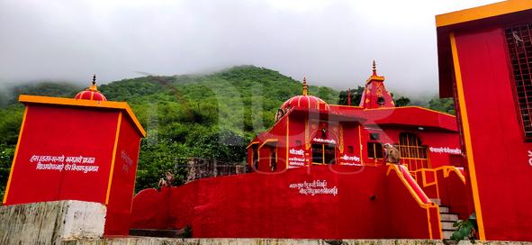 Monsoon Rain In India