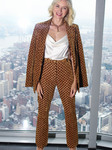 Naomi Watts Kicks Off New York Fashion Week 2021 At The Empire State Building