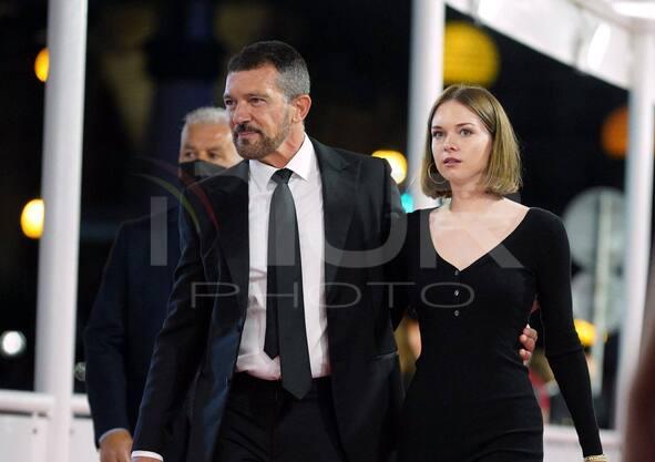 Opening Ceremony - Red Carpet - 69th San Sebastian Film Festival