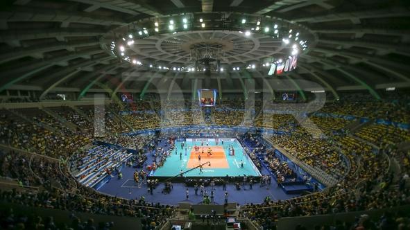 Volleyball: Brazil v USA