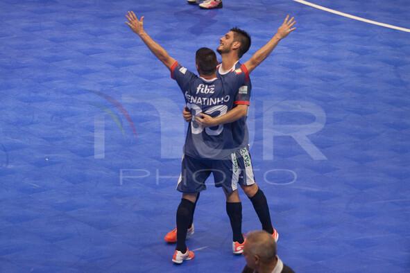 Floripa Futsal x Futsal Brasil Kirin - Brazilian Indoor Soccer League 2015
