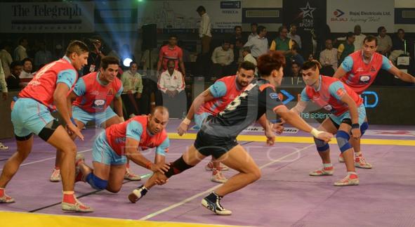India Kabaddi League.