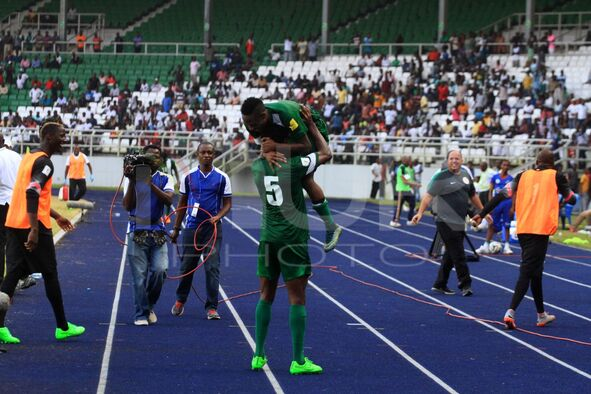 NIgeria- Swaziland match in Port Harcourt