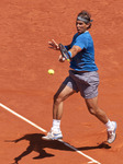 Spain Madrid Open Tennis: Rafael Nadal