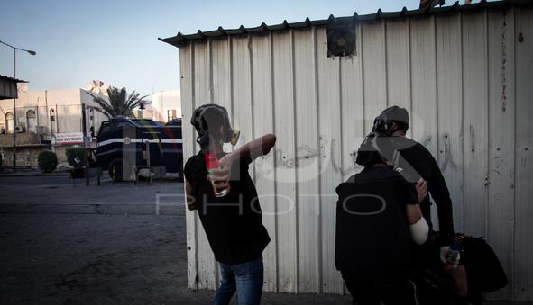 Bahrain Unrest Funeral