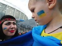 United Ukraine-Olympic Stadium Kiev. Dynamo beat Donestk 2-1