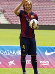 Presentation of the new FC Barcelona player, Ivan Rakitic
