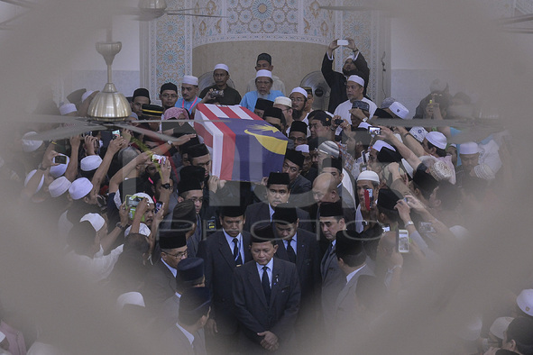Malaysia Airlines MH17 - Funeral Ceremony