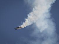Acrobatic air racing at Bydgoszcz Air Fare