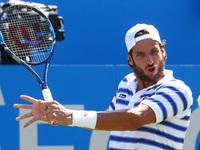 Feliciano Lopez v Stan Wawrinka - ATP Aegon Championships 2017