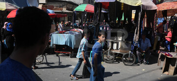 Eid al-Fitr In Gaza