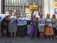 Demonstrations in support of Juana Rivas