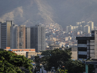 Street scenes in Caracas