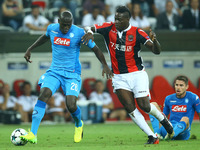 OGC Nice v SSC Napoli - Uefa Champions League Qualifying Play-offs - second leg