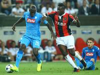 OGC Nice v SSC Napoli - Uefa Champions League Qualifying Play-offs - second leg
