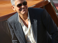 George Clooney - 74th Venice Film Festival
