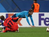 Zenit v Real Sociedad - UEFA Europa League