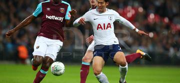 Tottenham Hotspur v West Ham United - Carabao Cup Fourth Round