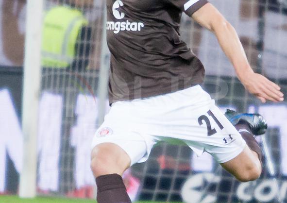 2nd Bundesliga - FC St. Pauli - Hamburger SV